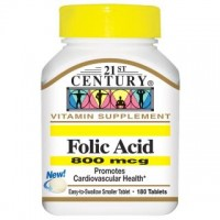 Folic Acid 800 мкг (180таб)