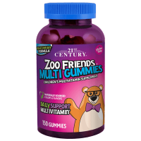 Zoo Friends Multi Gummies (150таб)