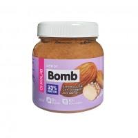 SENOR BOMB Миндальная паста с морской солью (250г)