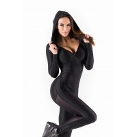 "Комбинезон Oy - Vsyo Gym Suit ""Black"""
