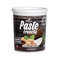 Paste Crunchy арахисовая паста с кокосом (280г)