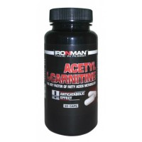 Ацетил L-карнитин (60капс)