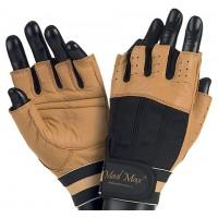 Перчатки Mad Max CLASSIC коричневые