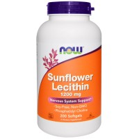Sunflower Lecithin 1200 mg (200капс)