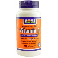 Vitamin D-3 1000 IU (180капс)