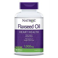 Flax Seed Oil 1000 mg (200капс)