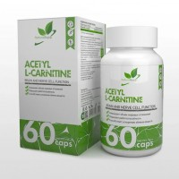 Acetyl L-carnitine (60капс)