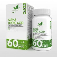 Alpha Lipoic Acid (60капс)