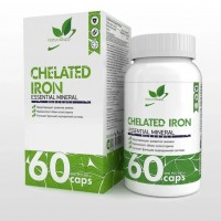 Chelated Iron (60капс)