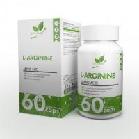 L-Arginine (60капс)