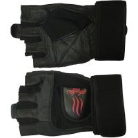 Кожаные перчатки Scelta с фиксатором кисти