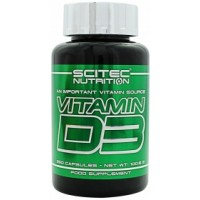 Витамин D3 (250капс)