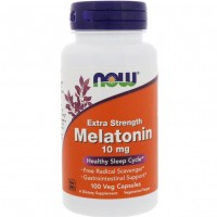Melatonin 10mg (100капс)